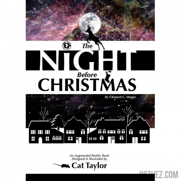 The Night Before Christmas Augmented Reality Book